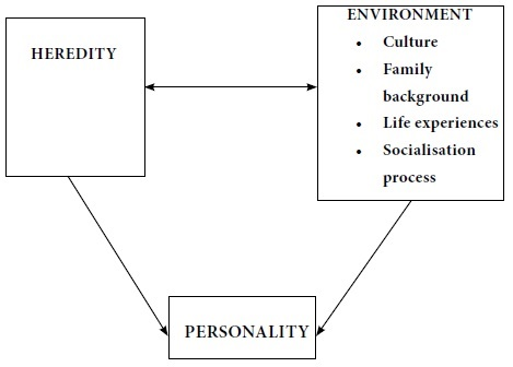 Determinants of Personality - Personality And Individual Differences